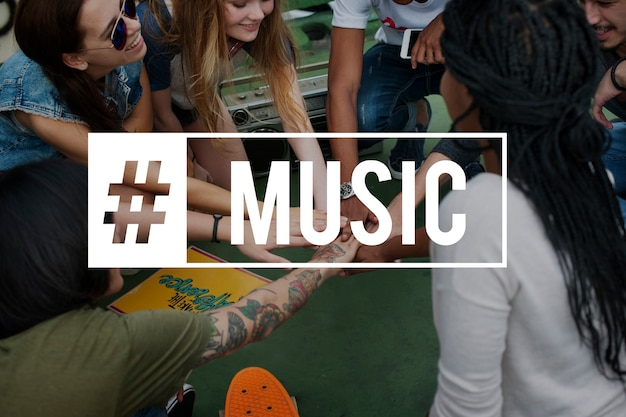 Hipster musique hipster freedom positivity