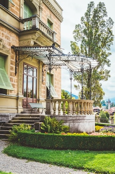 Histoire du musée national du château de hunegg en suisse