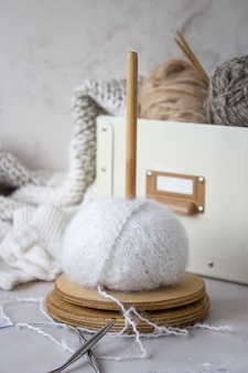 Hobby préféré tricot et crochet