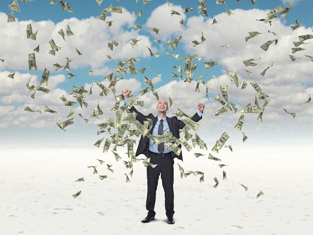 Homme et argent