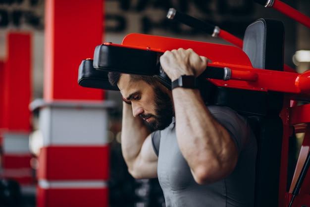 Homme fort, entraînement