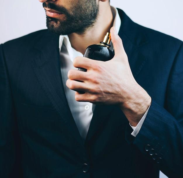 Homme et parfum