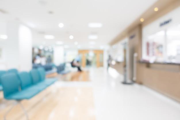 Hôpital blur