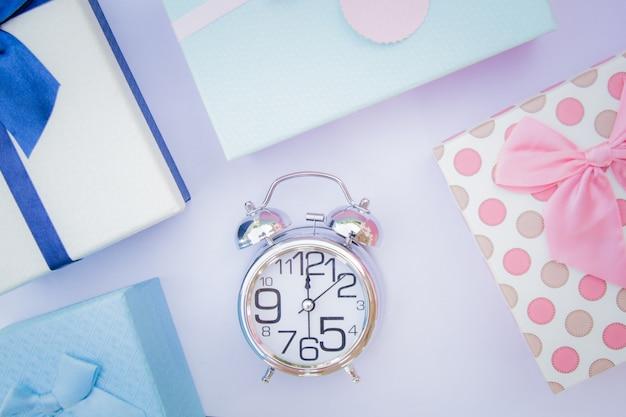 Horloge de cadeau
