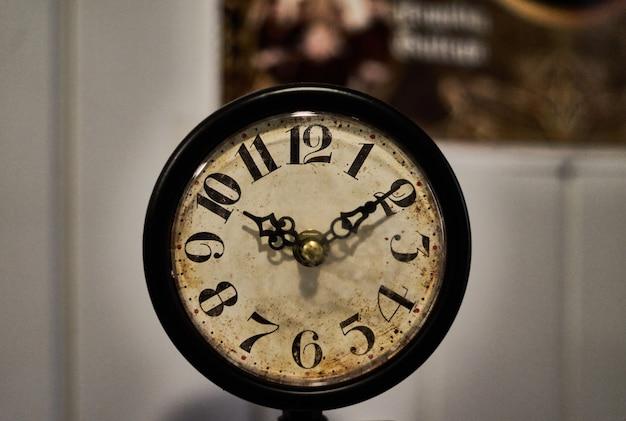 Horloge de salon de coiffure