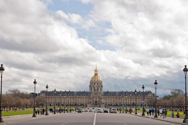 L'hotel national des invalides paris