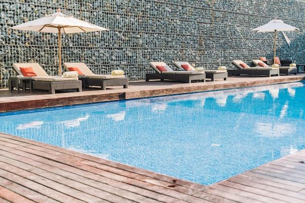 Hôtel piscine