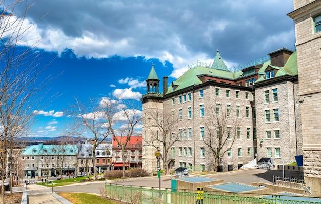L'hôtel de ville de québec au canada