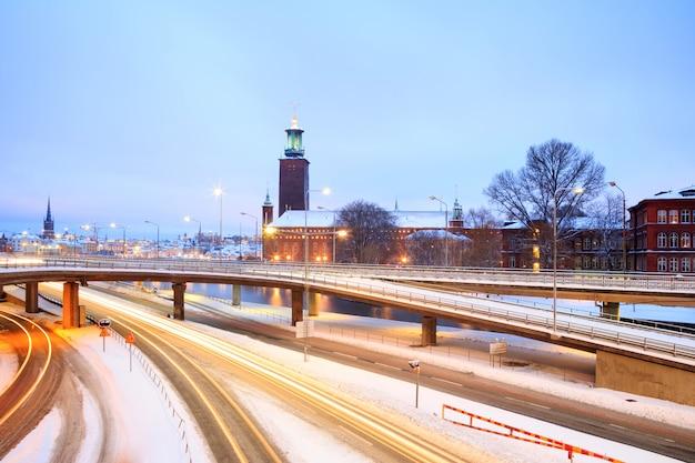 Hôtel de ville de stockholm