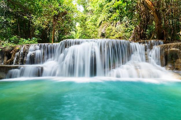 Huay mae kamin chute d'eau