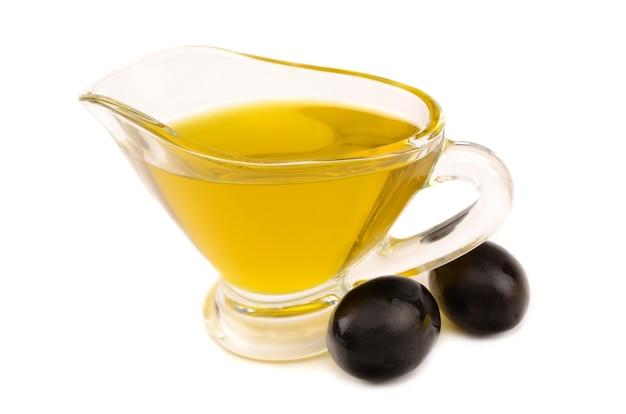 Huile d'olive et olives