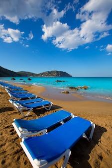 Ibiza aigues blanques aguas blancas plage à santa eulalia