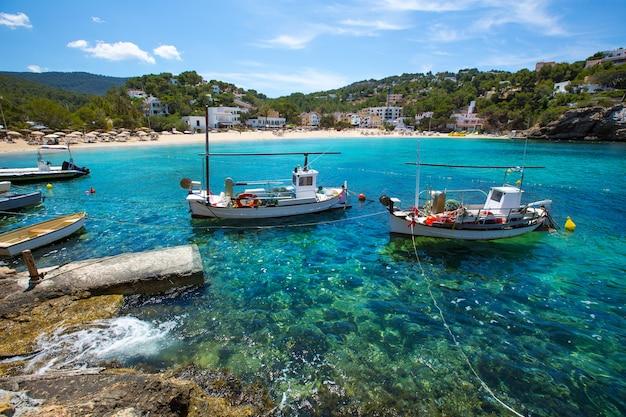 Ibiza cala vedella vadella à san josé aux baléares