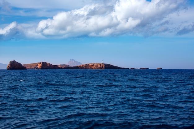 Ibiza islas bledas iles beldes avec phare