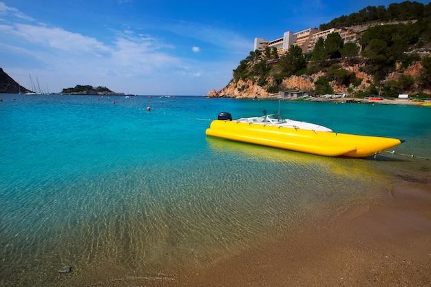 Ibiza port de sant miquel plage de san miguel aux baléares