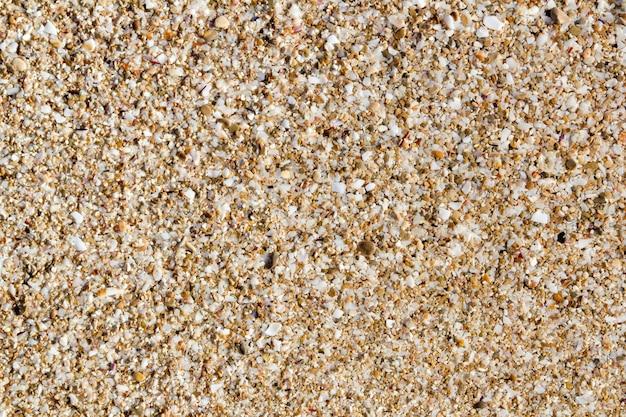 Ibiza sable macro texture du sol
