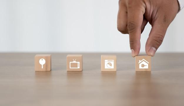 Icônes d'émoticône concept santé assurance santé concept financier médical