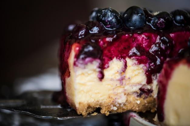 Idée de recette de photographie culinaire de baies fraîches