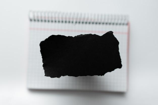 Idée unique de focalisation abstraite, résoudre le concept de problème principal, écrire des notes importantes, enregistrer des documents