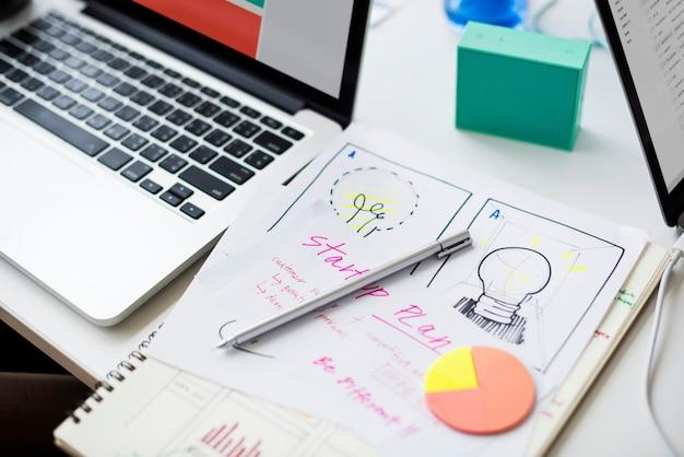 Idées de marketing pour le plan de démarrage d'entreprise