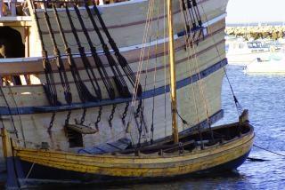 Ii grand voilier