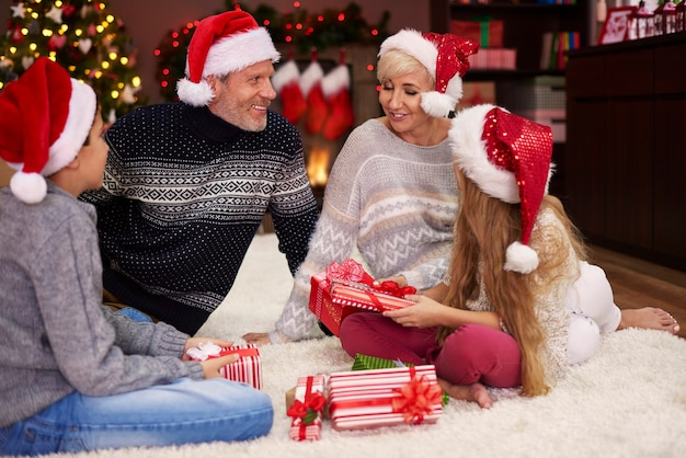 Il est temps de déballer nos coffrets cadeaux
