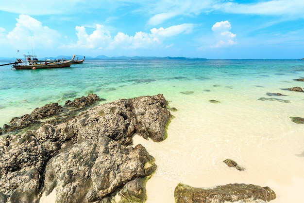 Île de kai, phuket, thaïlande