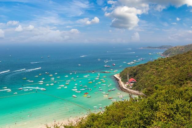 Île de koh lan, thaïlande