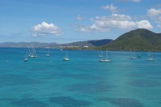 Île de la martinique, belle, tourisme
