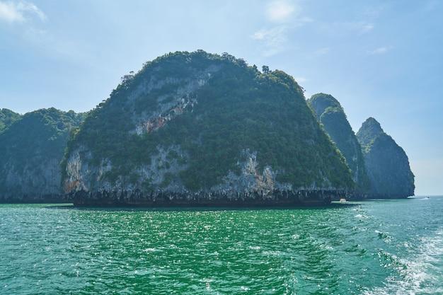 Île nature destinations de voyage relaxation soleil