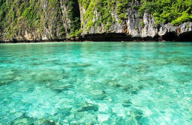 Île tropicale de thsiland