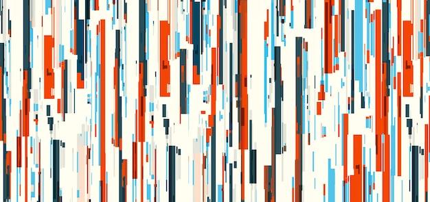 Illustration 3d style de vapeur et effet de caméra de fond de technologie vhs rétine à micro-ondes comme sur une vieille bande vidéo, rembobinage ou écran de télévision sans signal.