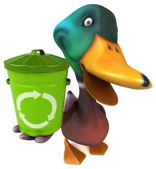 Illustration de canard