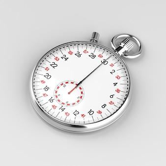 Illustration du chronomètre mécanique