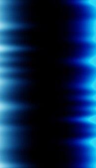 Illustration de fond électrique bleu