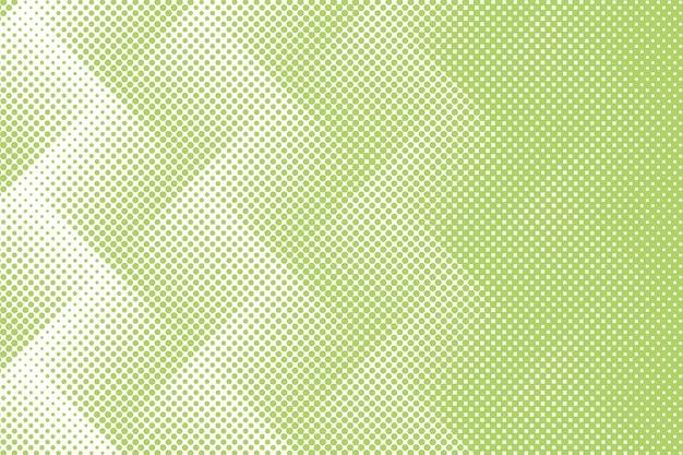 Illustration de fond à motifs en zigzag vert