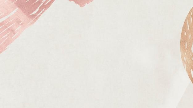 Illustration de fond social pastel neo memphis