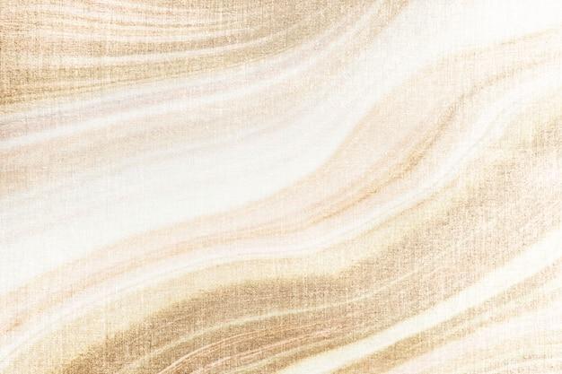 Illustration de fond texturé fluide or