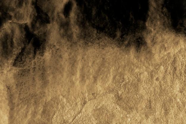 Illustration de fond texturé en marbre noir et or