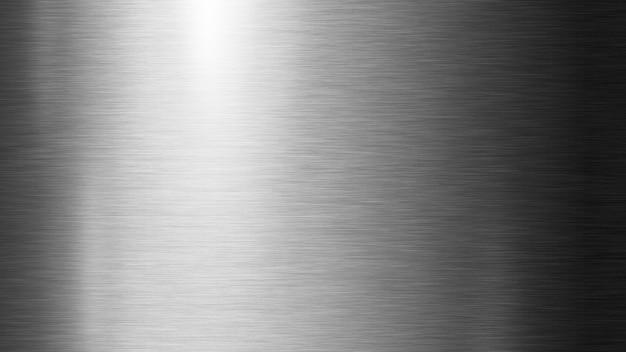 Illustration de fond de texture en métal argenté