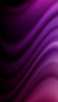 Illustration de fond violet vague satin