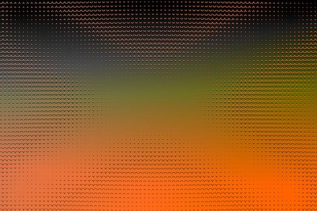 Illustration de points de demi-teintes colorées abstraites avec espace de copie