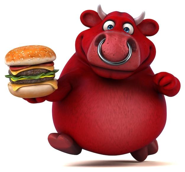 Illustration de red bull