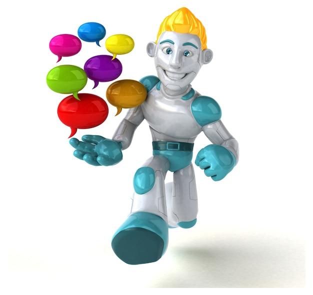 Illustration de robot