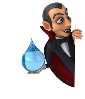 Illustration de vampire