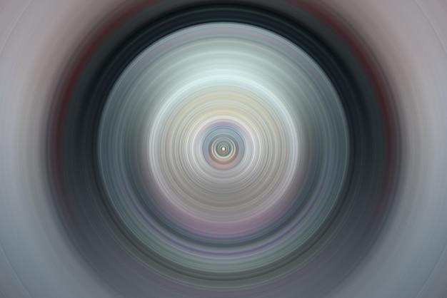 Image abstraite. cercles concentriques autour du point central. flash light. contexte.