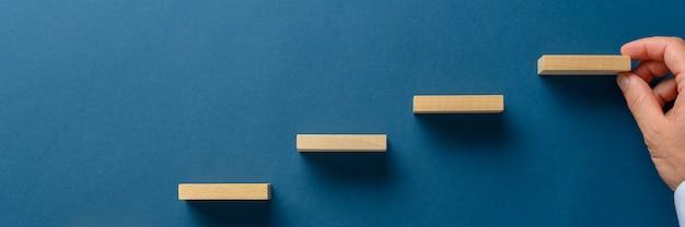 Image conceptuelle de la stratégie et de la promotion