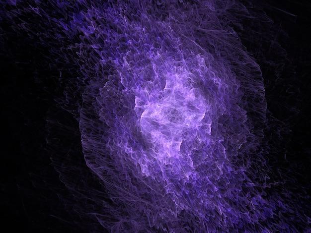 Image de fond fractale imaginative