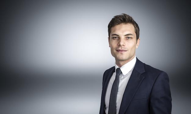 Image de portrait d'homme d'affaires