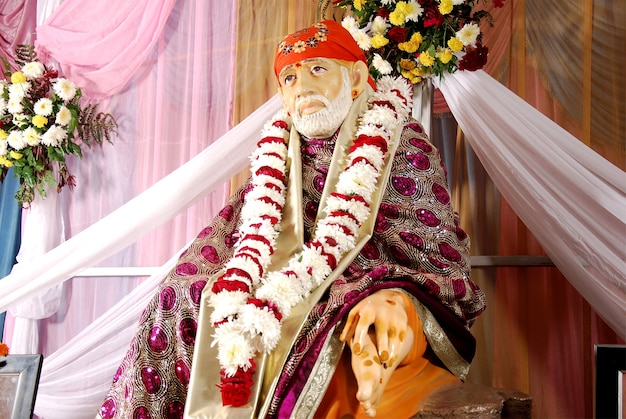 Image de saint indien